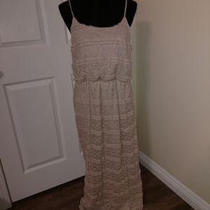 Lacey stretch sun dress